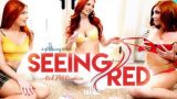 Jayden Cole, Scarlett Mae und Jayme Rae – Red Hot Reunion (GirlsWay)
