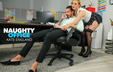 Kate England, Quinton James – Kate England fickt im Büro – Naughty Office (NaughtyAmerica)