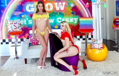 Lily Larimar, Macy Meadows – Freche Nymphen Macy & Lily (Nympho)